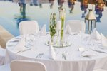 What to Float in a Pool at a Wedding