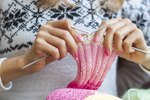 How to Knit a Scarf for a Man