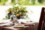 How to Dye a Tablecloth