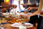 What Are Good Buffet Foods to Serve at a Rehearsal Dinner?