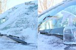 Car Window and Lock De-Icer Homemade Solution