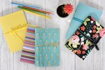 How to Sew Journals & Books