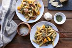 Easy One-Pot Butternut Squash and Sausage Pasta Recipe
