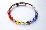 How to Make Rainbow Faith Bead Bracelets