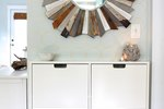 Create a Functional and Stylish Entryway Storage Solution With This Ikea Hack