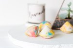 How to Make Gemstone-Shaped Bath Bombs