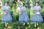 DIY No-Sew Dorothy-Inspired Costume