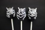 Awesome DIY Black Panther Cake Pops & Cupcakes