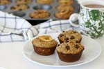 How to Make Oatmeal Protein Muffins
