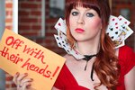 Do-It-Yourself: Queen of Hearts Costume