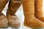 Easy Way to Clean Sheepskin Boots