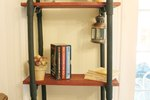 How to Make PVC Book Shelves