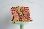 How to Make a Funfetti Cookie Cake
