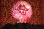 Easy Way to Make a Crystal Ball for Halloween