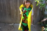 How to Make a Taco Costume for Kids