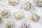 Everything Bagel Goat Cheese Balls