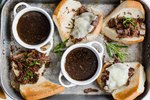 Instant Pot Recipe: French Dip Sandwiches