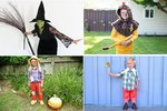 DIY Wizard of Oz Costumes