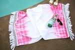 DIY Bohemian Beach Towel