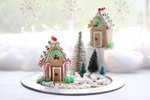 "Graham Cracker ""Gingerbread"" Houses Tutorial"