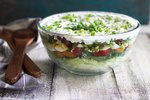 Seven Layer Salad Recipe You Could Seriously Eat Every Day