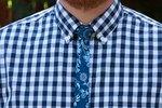 How to Sew a Skinny Tie