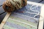 DIY Simple Weaving Loom Tutorial