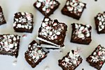 One-Bowl Peppermint Brownies Recipe