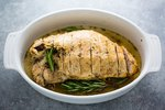 Recipe for Juicy Turkey Breast Using a Slow Cooker