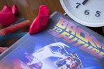"""""""Back to the Future"""" Party Ideas"""
