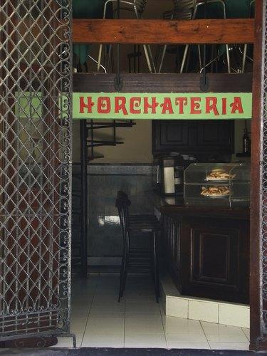Horchata place