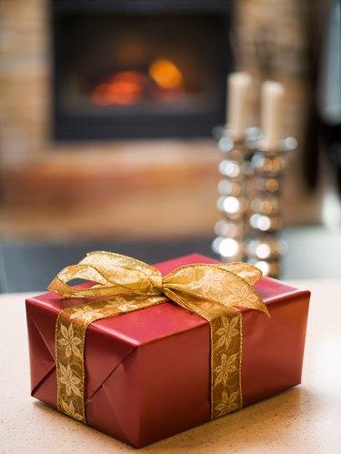 Elegant Christmas gift