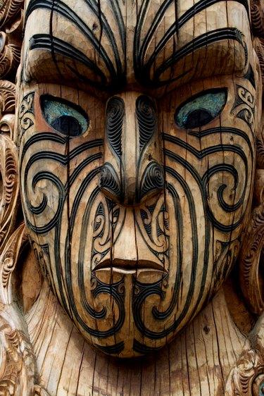 Maori Carving 6