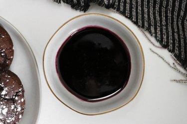 Reduce red wine