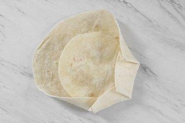 Fold the Crunchwrap