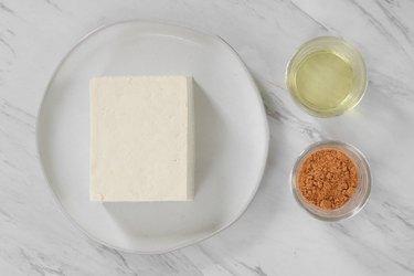 Tofu taco meat ingredients