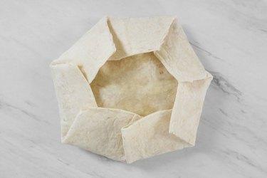 Folded Crunchwrap