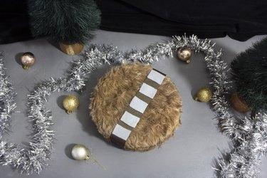 Chewbacca cookie tin