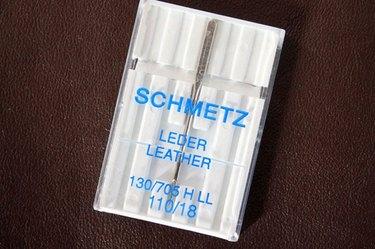 leather-needle