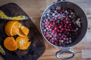 Cranberry Brie Flatbread Recipe