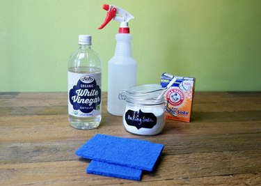 DIY Oven Rack Cleaner