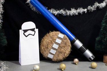 3 DIY 'Star Wars' Gift Wrap Ideas