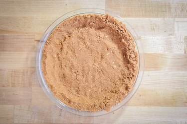 Strawberries & Cream Pie with Biscoff Crust Recipe