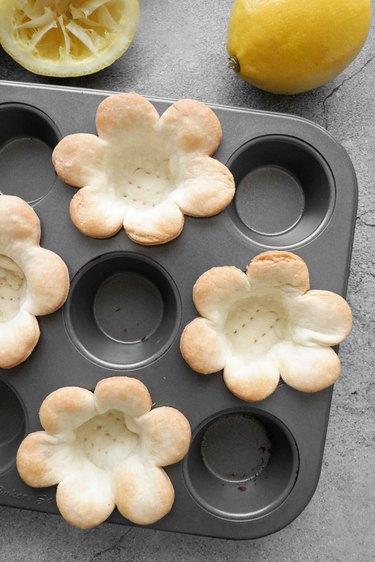 Bake flowers