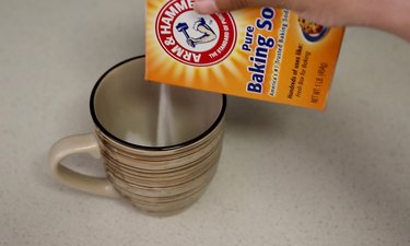 How to Clean a Stained Coffee Mug