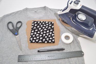 Transform a Plain T-Shirt with This Style Hack