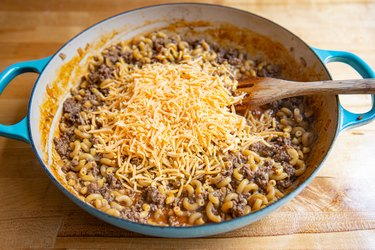 One Pot Taco Mac & Cheese Recipe