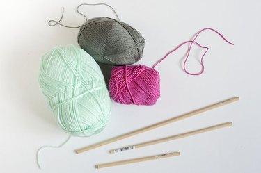 Budget-Friendly DIY Yarn Wall Hangings