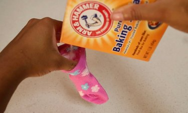 How to Naturally Deodorize Smelly Shoes