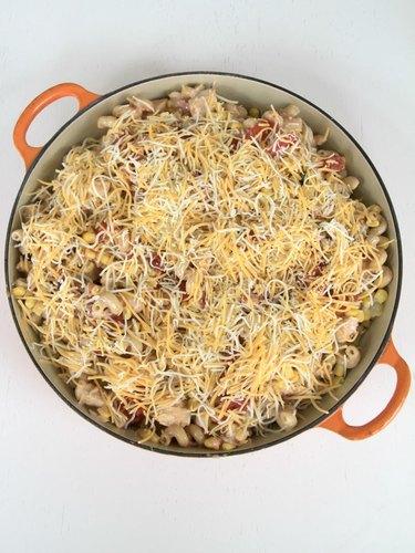 bbq chicken ranch casserole to bake